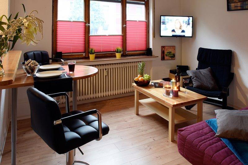 Haus-Gronau-de (Fewo B), location de vacances à Wahlscheid