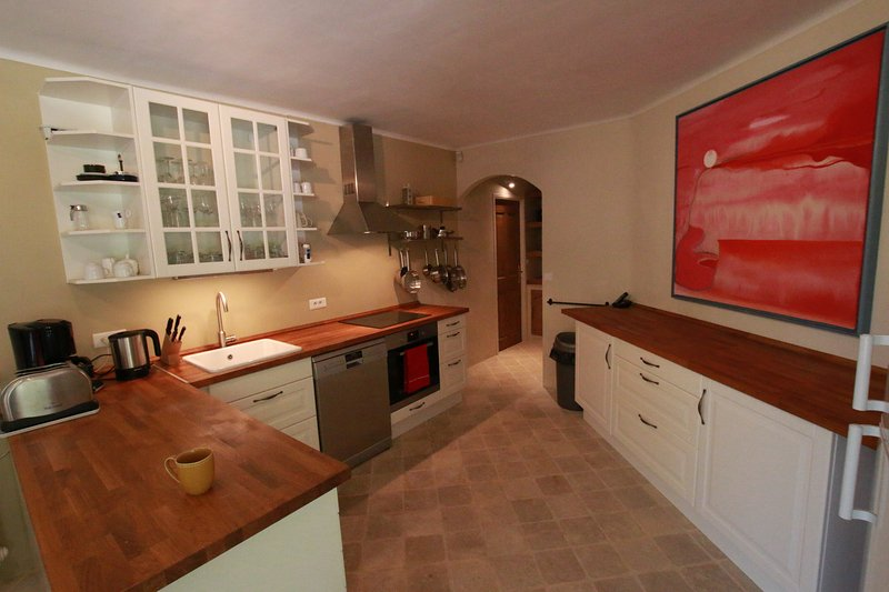 The Willow Tree Apartment, close to Avignon with shared use of heated pool, holiday rental in Le Thor
