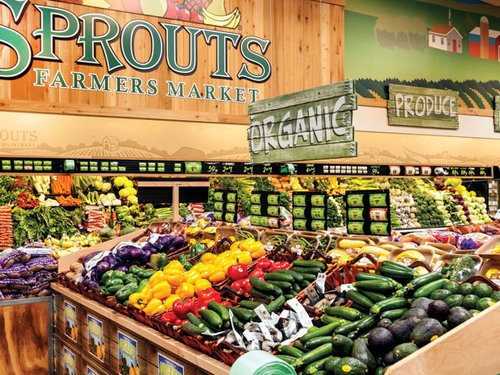 Nearby Sprouts Farmer's Market