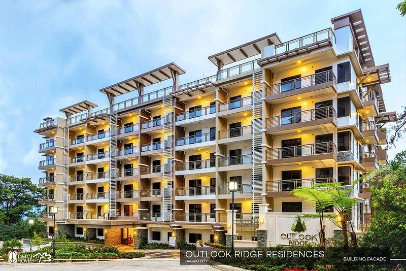 Outlook Ridge Residences 2 bedroom/2 bathroom condominium apartment sleeps 6., alquiler vacacional en Benguet Province