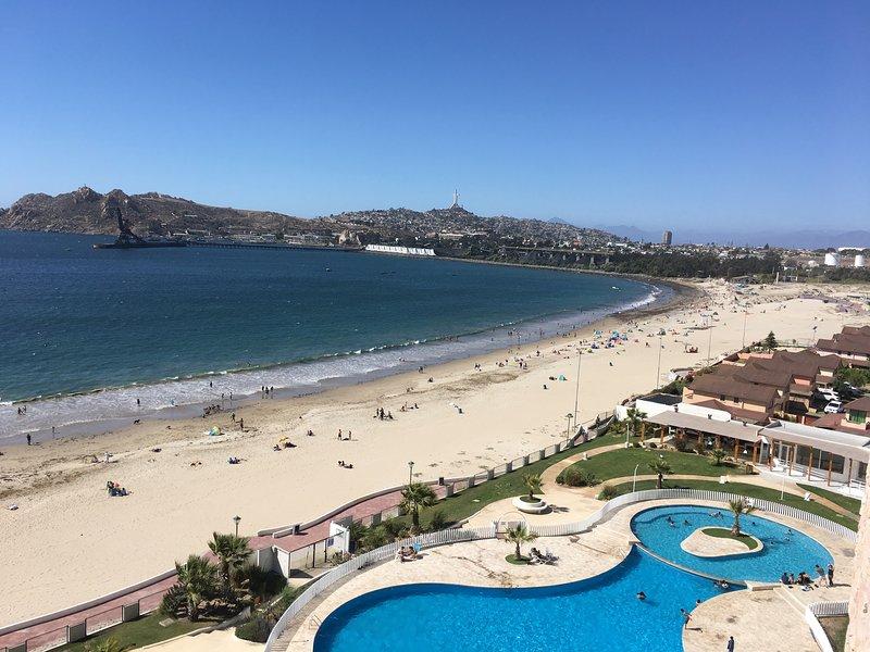 Departamento Playa La Herradura, holiday rental in Coquimbo