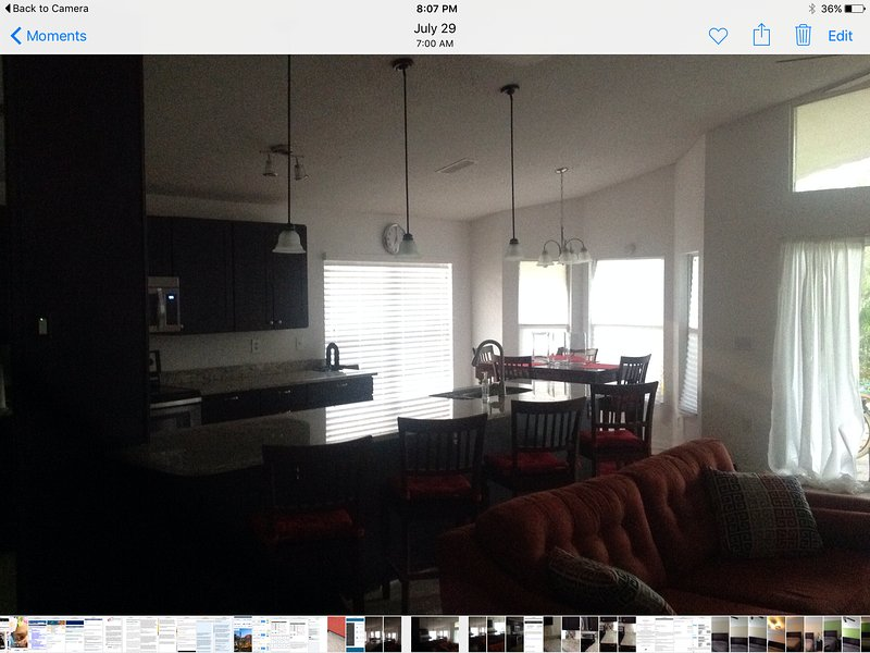 in the middle between Orlando and Tampa Florida, holiday rental in Lake Wales