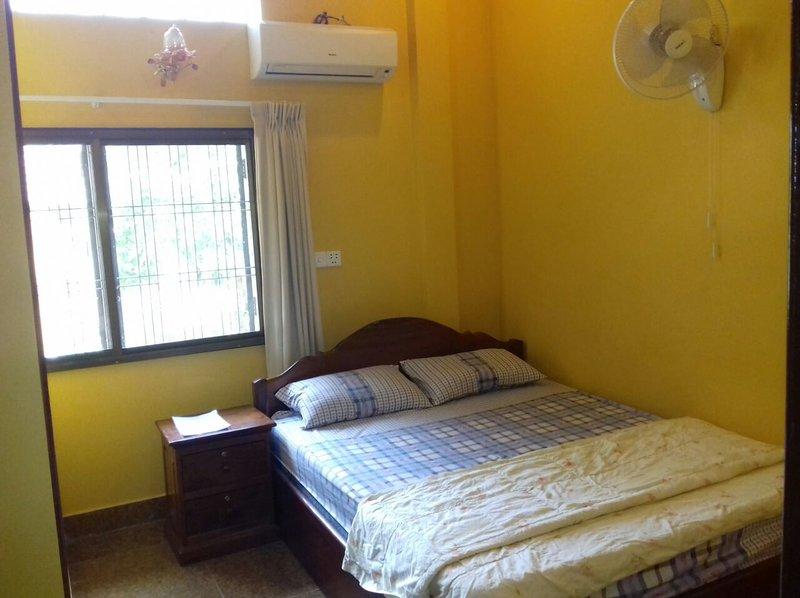 Aire acondicionado habitación con cuarto de baño