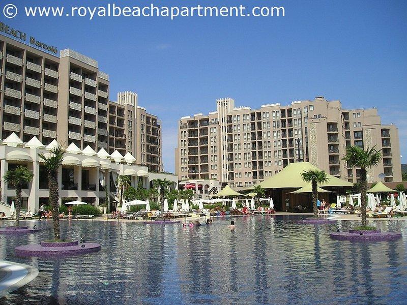 Barceló Royal Beach 5 * Complejo hotelero