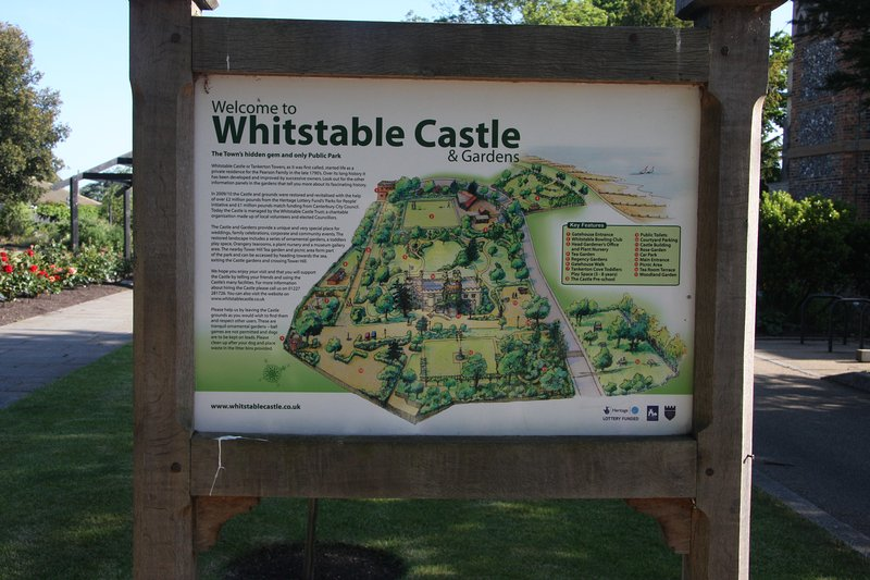 Whitstable Castle