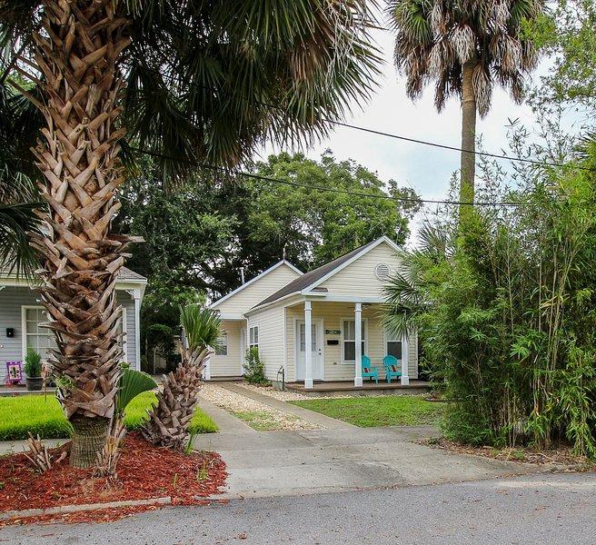 Quiet transitional neighborhood in historic Belmont Devilliers neighborhood downtown Pensacola