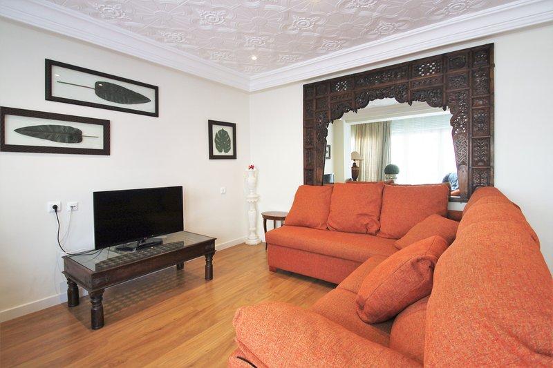 Apartamento de estilo étnico en el centro de Alicante con 3 habitaciones, aluguéis de temporada em Callosa de Segura