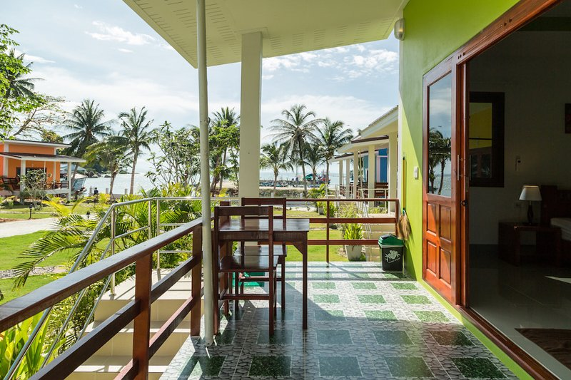 Baum Blue Bungalow, Koh Phangan, Thailand, holiday rental in Surat Thani