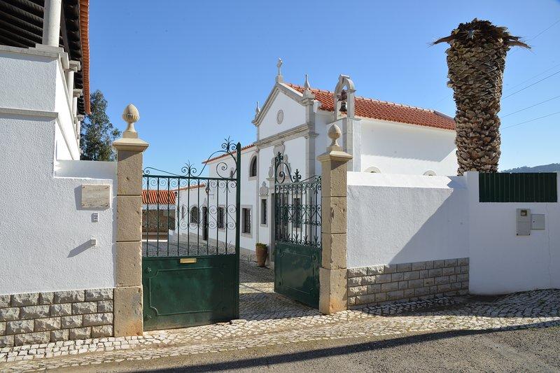 Montejunto Eden - Casa de férias, Ferienwohnung in Carvoeira