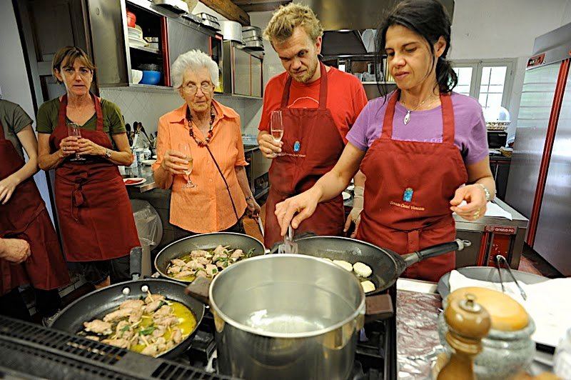 Maria's Cookery Course - Cooking Class in Venice, holiday rental in Crespino