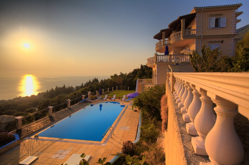 Villa Panoramic, vacation rental in Corfu