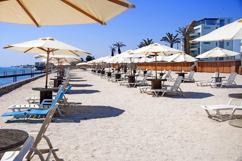 Appartement de copropriété à New Paracas, propre plage et de la jetée.