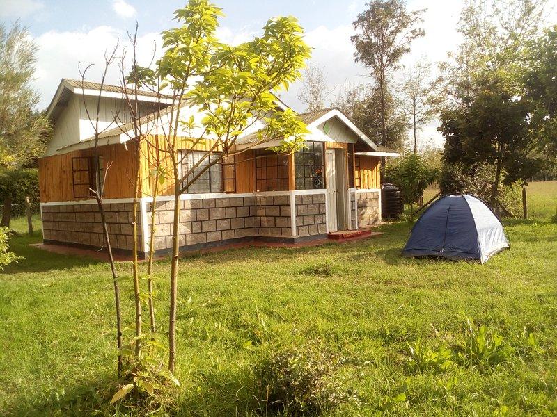 Nearmount Kenya Holiday Home, vacation rental in Laikipia County