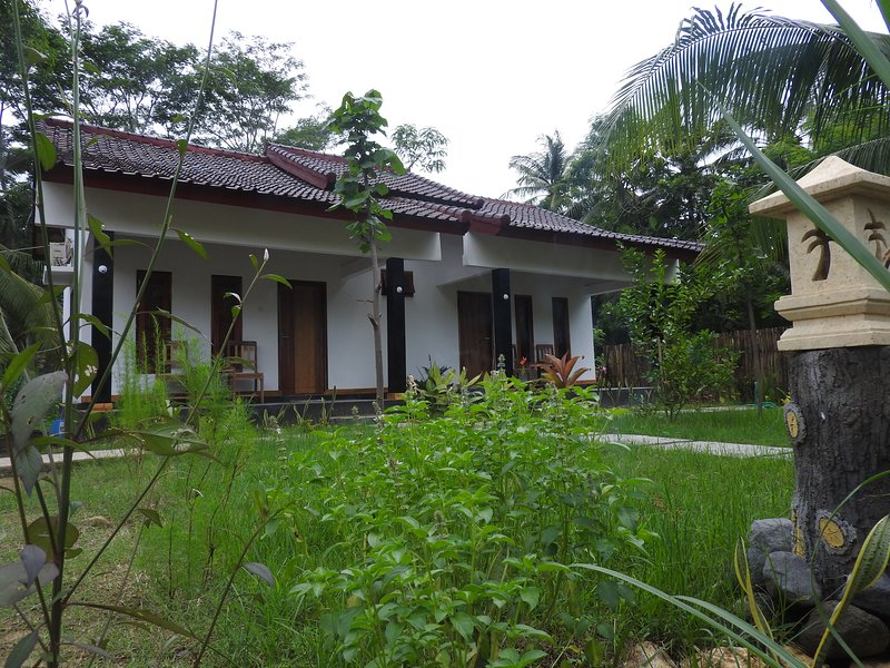 Dewi Garden Homestay offers comfortable place to stay when you visit Lombok Island