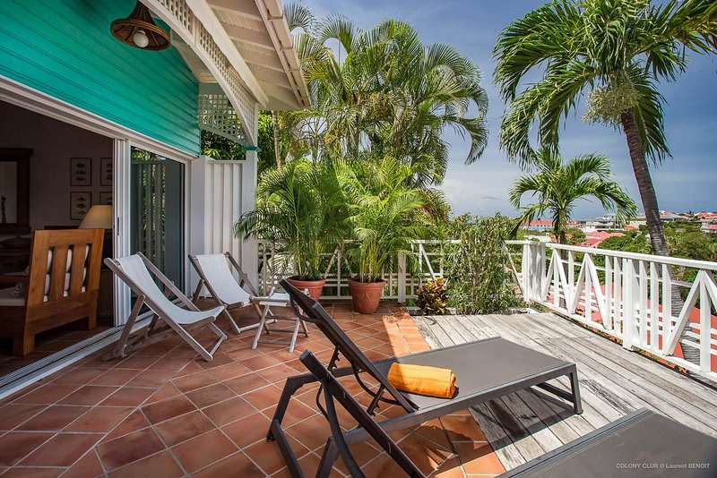 Colony Club E2, vacation rental in Gustavia