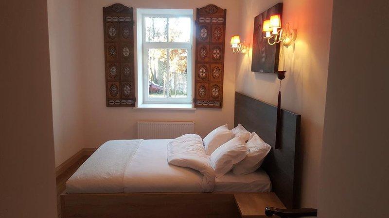 Oldtown Apartment - Ground Floor - Druskininkų g. 9 - 3, alquiler vacacional en Condado de Kaunas