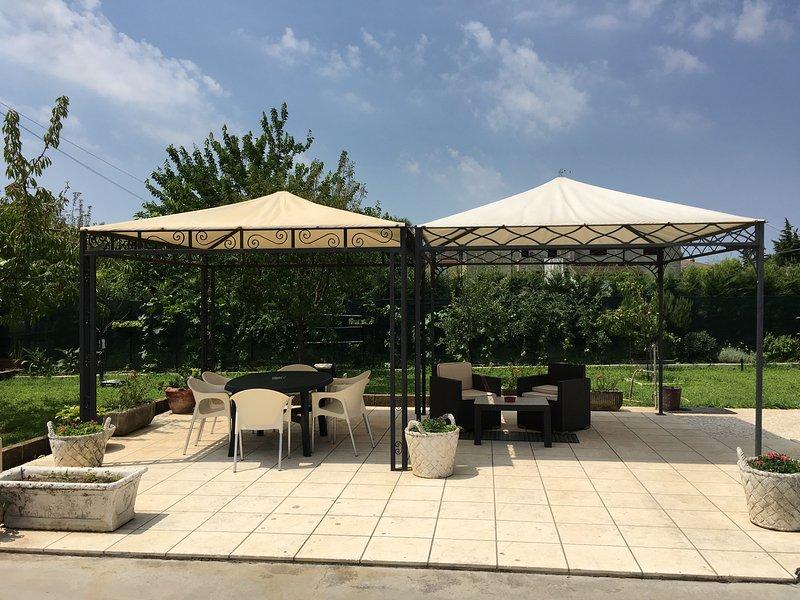 A Villafontana appartamento con giardino, location de vacances à Bovolone