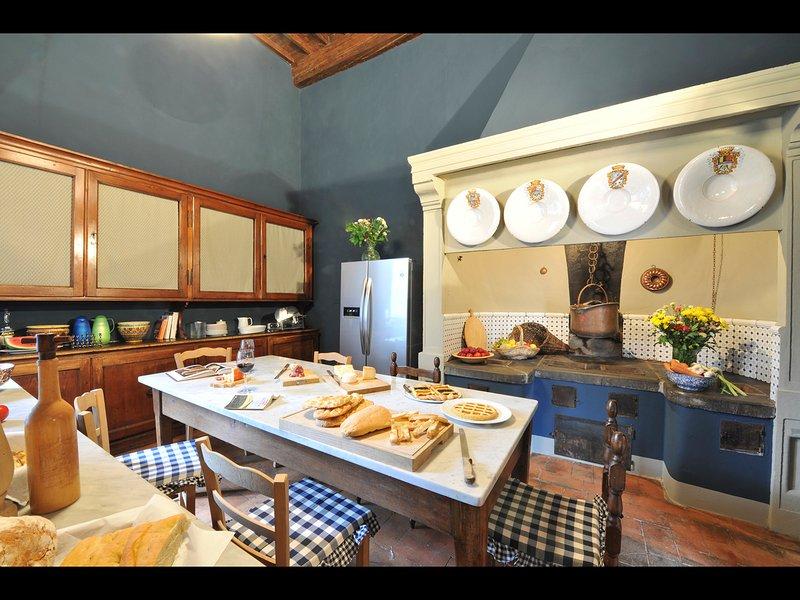 Totalmente equipado Piso kitchen_Ground