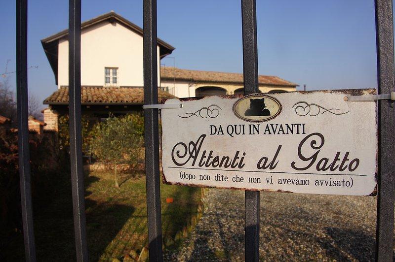 L'alloggio vacanza perfetto per l'ospitalità a 2 e 4 zampe!