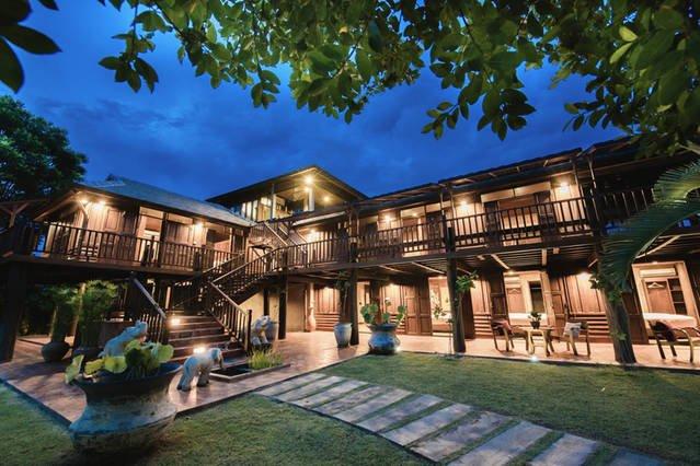 Cyngam Retreat, holiday rental in Lamphun