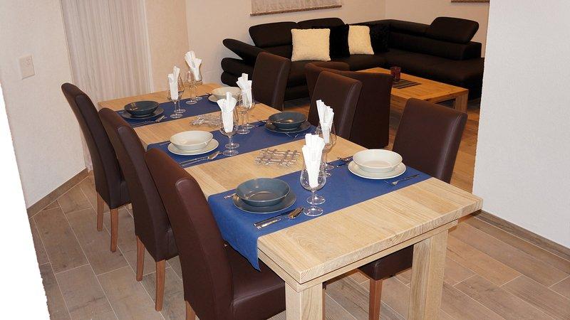 Ferienwohnung Ruza *** 120 m² bis 8 Erwachsene, alquiler de vacaciones en Novigrad
