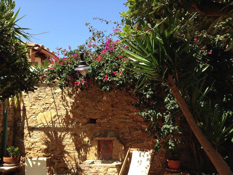 Casa con giardino nel centro storico aggiornato al 2019 tripadvisor capoliveri case vacanze - Casa con giardino livorno ...