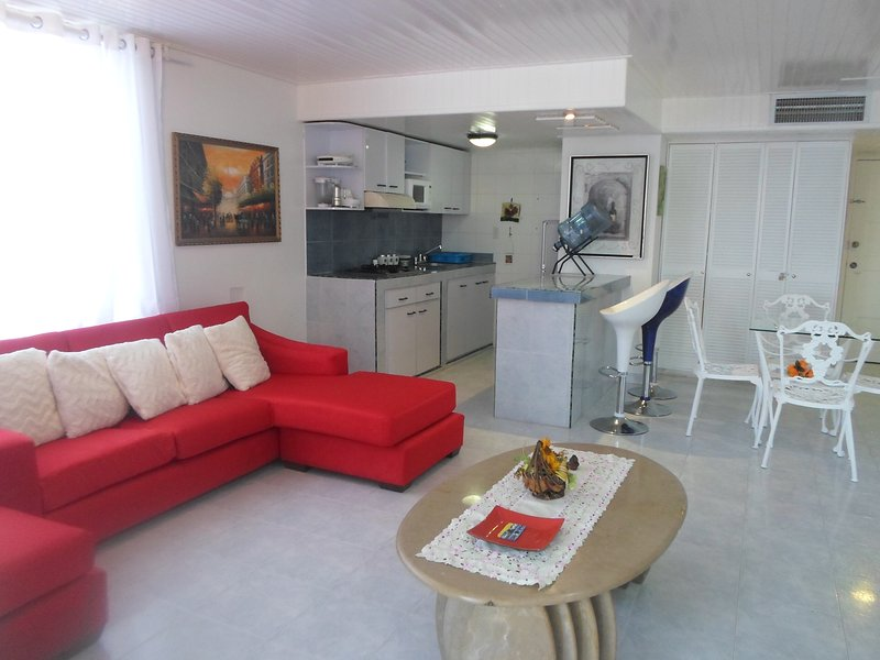 Commodore Bay Club apartamento 305, location de vacances à Île de San Andres