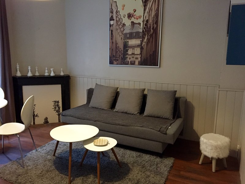 LE CHANZY, vacation rental in Dieppe