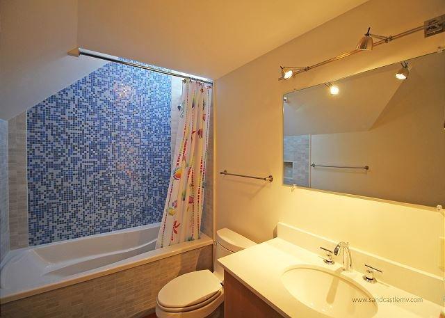 Baño del dormitorio del segundo piso
