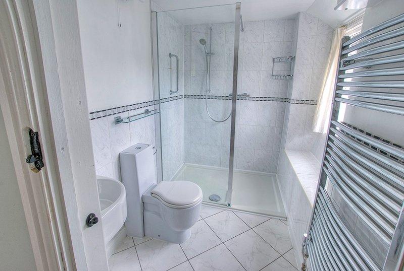 casa de banho en-suite
