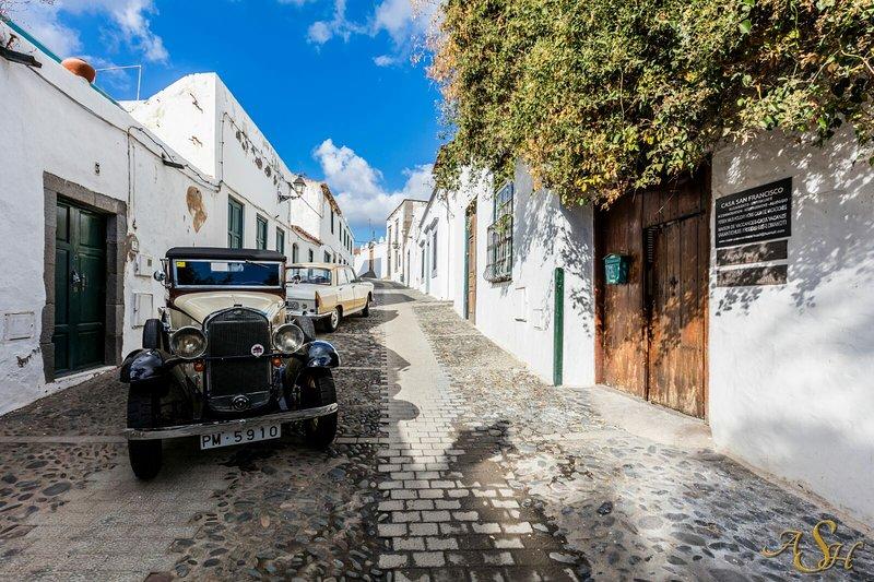 Casa Rustica de SanFrancisco-Telde, holiday rental in Marzagan