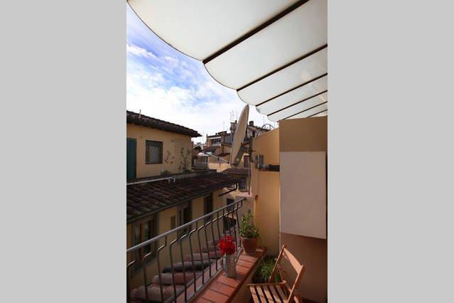 pequeño balcón