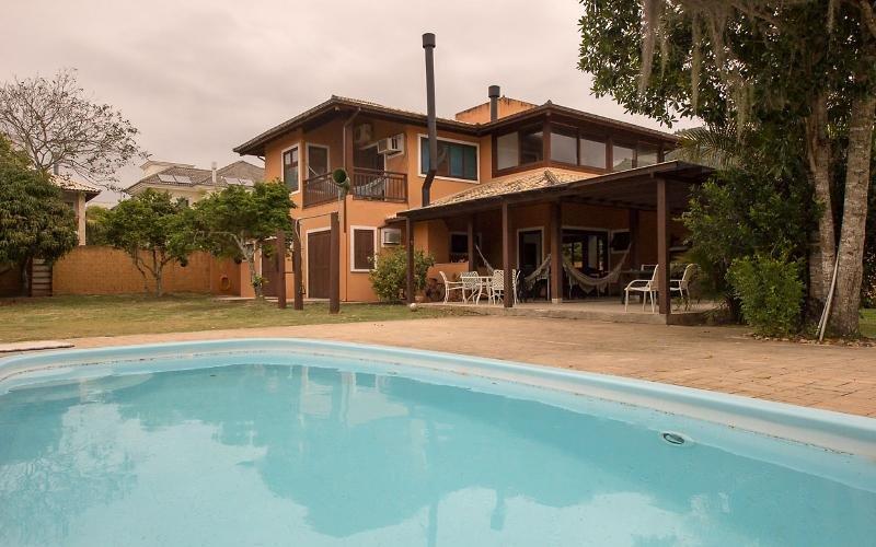 Casa 4qts piscina Cond Porto da Lagoa, Ferienwohnung in Campeche