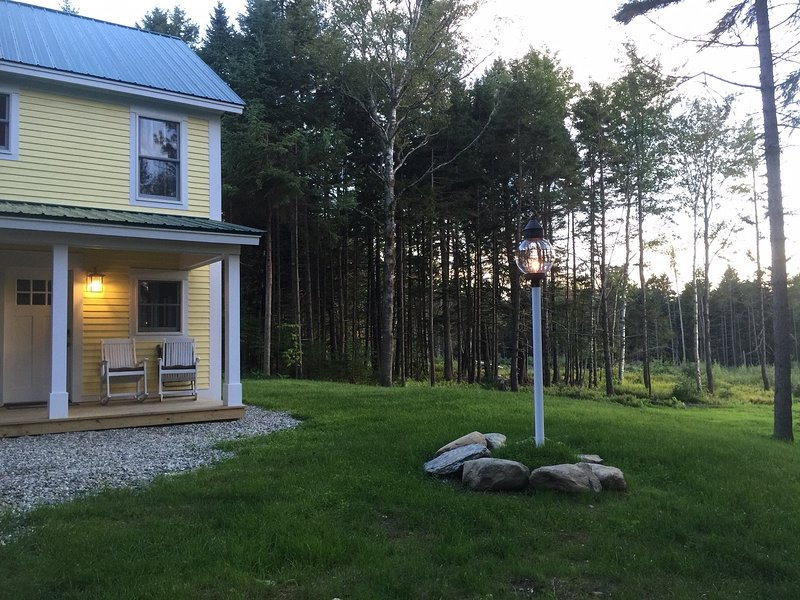 Holiday & Ski Season Oasis in our Newly Built, Stowe Area Home, vacation rental in Craftsbury