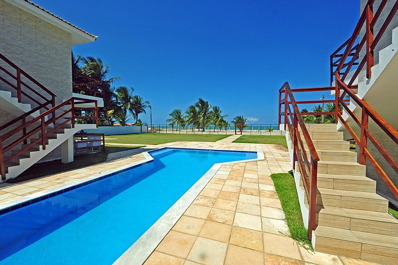 Manga Verde Beach 16: Sweet Paradise, holiday rental in Paulista
