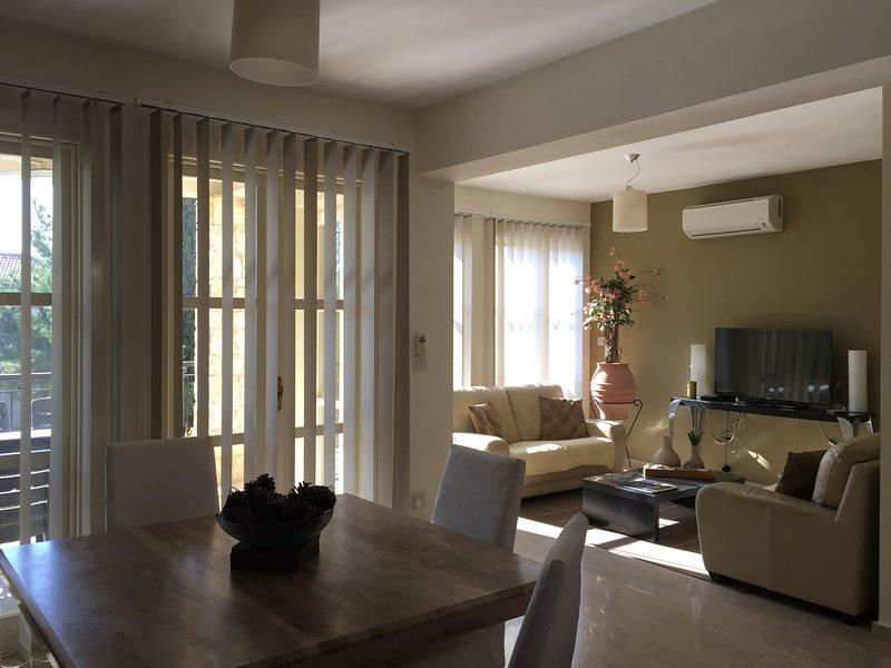 Aphrodite Hills, 2 bedroom villa, vacation rental in Paphos