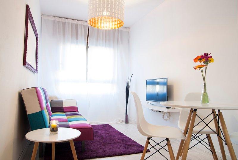 Apartamento en el centro - Internet (WIFI), aluguéis de temporada em Santa Cruz de Tenerife
