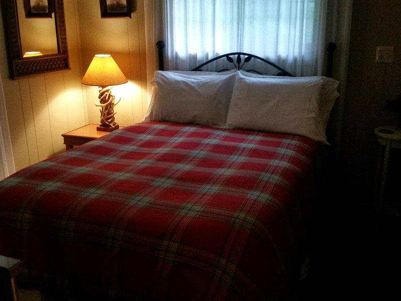 3 camere da letto con letto pieno