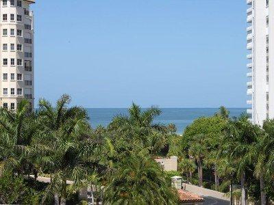 Gulf view from Balcony/lanai