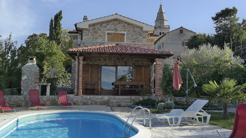Villa Poljica, vacation rental in Malinska