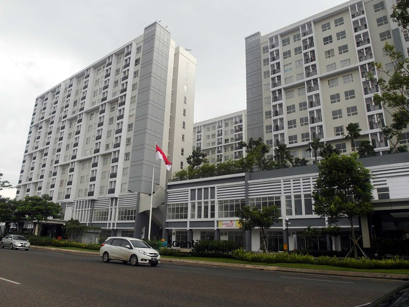 Scientia Residence, vacation rental in Tangerang