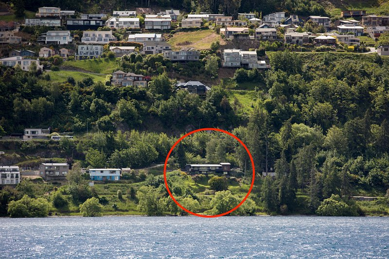 localização Lakehouse em Lake Wakatipu