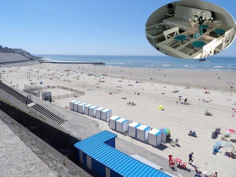Scheria - 50m Strand an der Ecke
