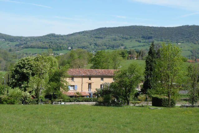 """""""The house of Anna"""" located in the beautiful valley of the Barguillère the heart of the Regional Natural Park"""