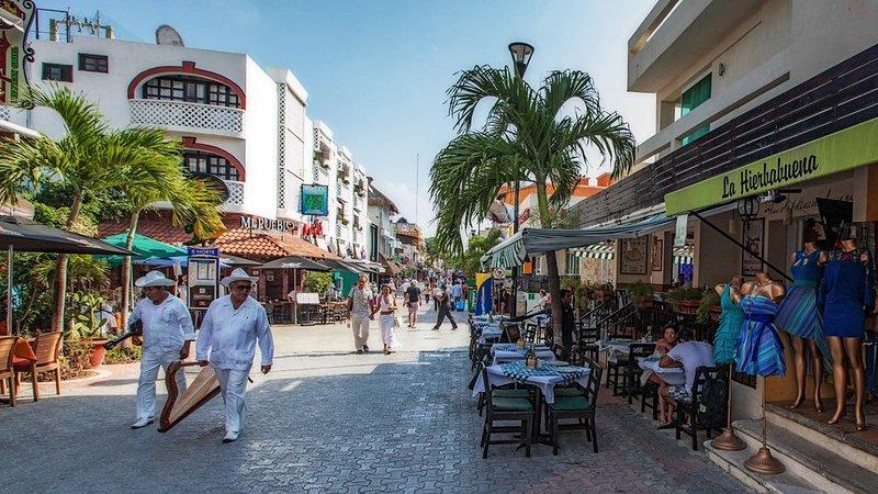 boutiques Playa Carmen 5th Avenue