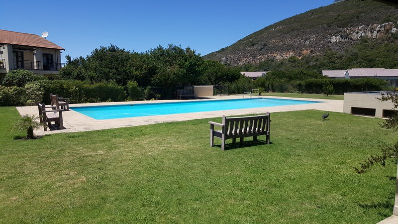 Swimming pool just 50m away