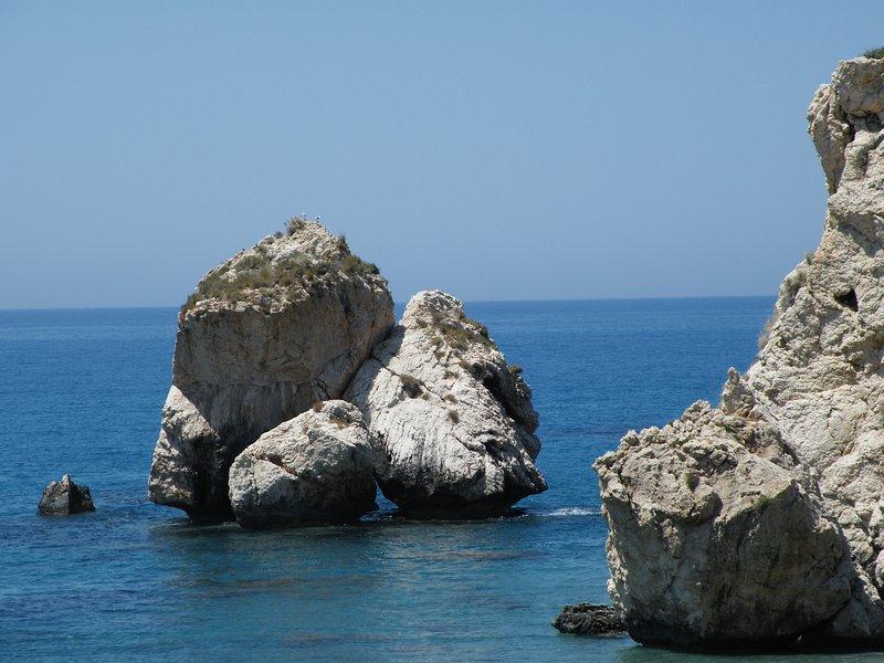 The Rock of Love (Aphrodite's Rock)