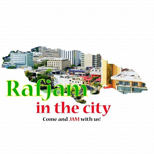 RafJams dans la ville