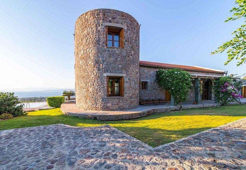 Terra Casa Private Villa in Aegina island, vacation rental in Saronic Gulf Islands