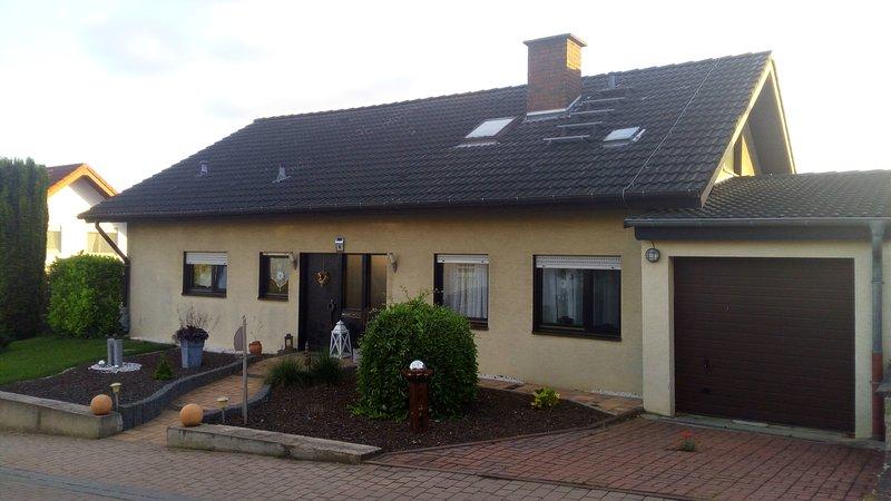 Lenas holiday rooms in Biebelnheim